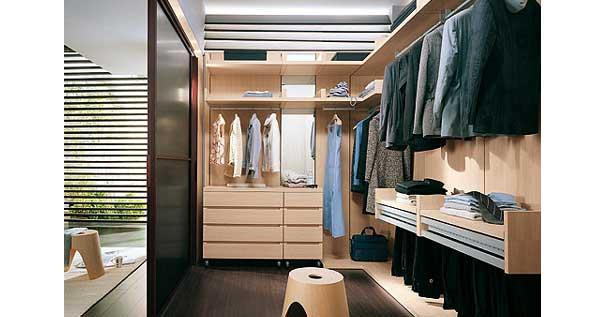 Cabina armadio moderna epoca mobili - Mobili cabina armadio ...