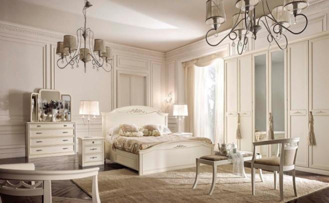 Camera da letto portofino epoca mobili - San michele mobili ...